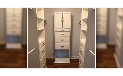 Unfinished Wood Closets: Easy to Design & Install