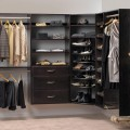 Set Charcoal Oak Closet