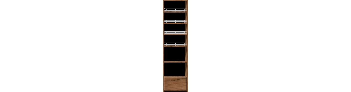 4 Shoe Shelves